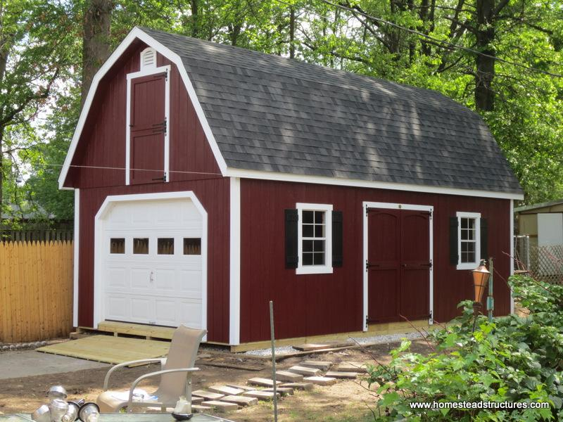 barn sheds 14u0027 x 26u0027 liberty dutch barn shed (d-temp ... UXMYQEK
