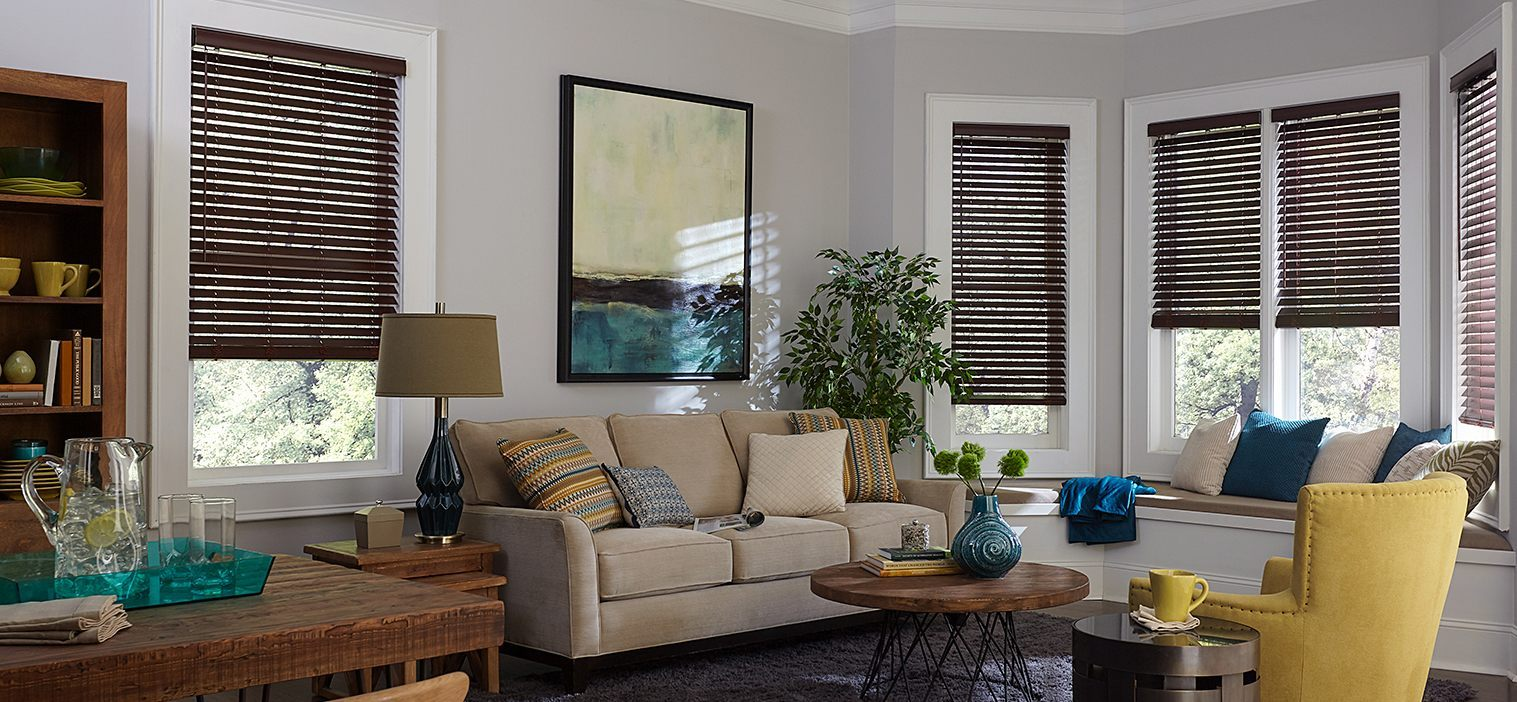 bay window blinds bay windows can be beautiful. challenging. lovely. difficult. XZQPQSQ