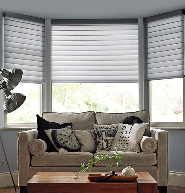 bay window blinds | made to measure with thomas sanderson EUZIDKZ