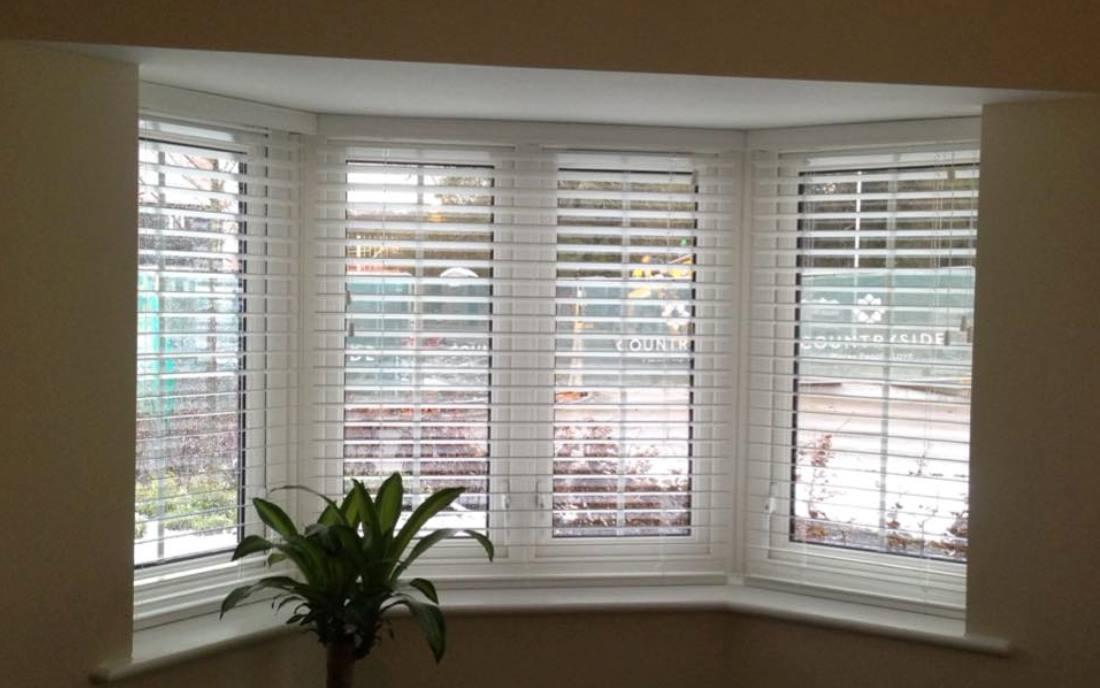 bay window blinds models EASKKQU