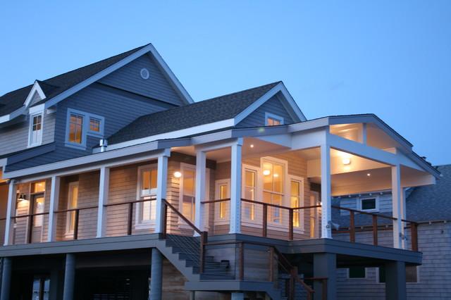 beach house designs connecticut beach house innovation in design award winner beach -style-exterior FAGEZCA