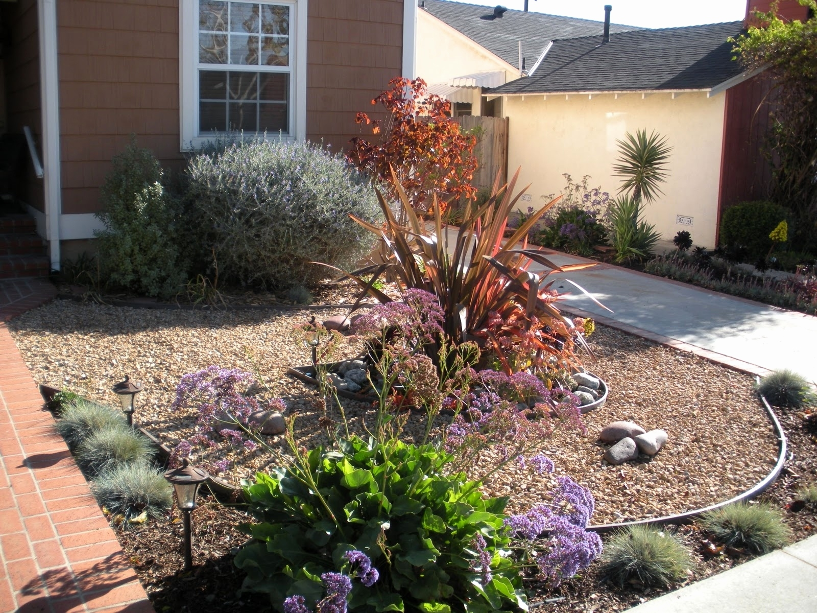beautiful drought resistant landscaping ideas KZBDWHJ