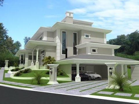 3 amazingly beautiful house designs to look out for