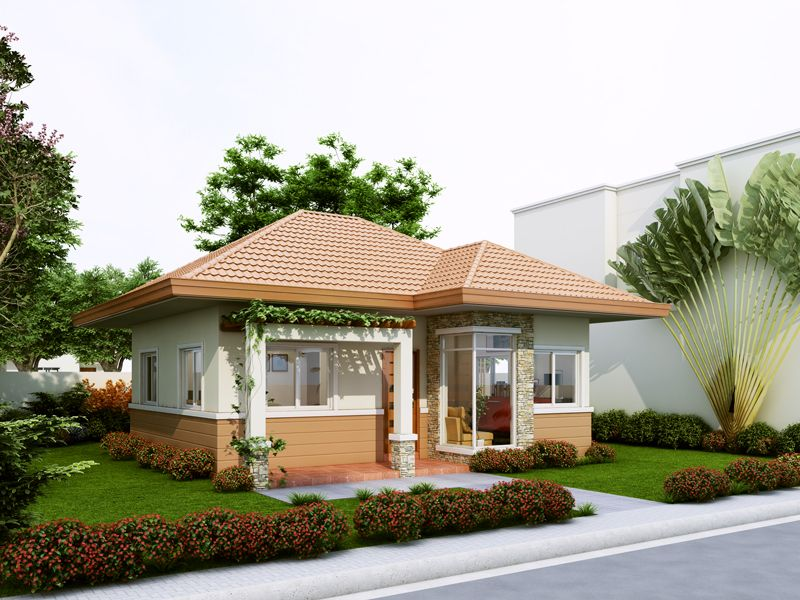 beautiful house designs thoughtskoto: 15 beautiful small house designs QRWGQLD