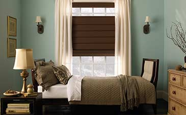 Care and maintenance of bedroom blinds
