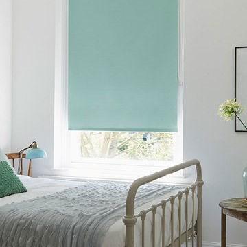 bedroom blinds made to measure bedroom roller blind_burma eau de nil DGEMZMV