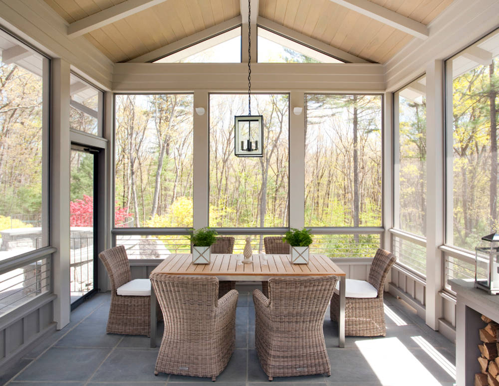 benefits of screened in porch!!! - service news ZAVKGES