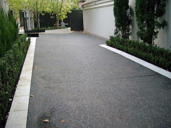 best driveway edging ideas simple driveway border landscaping ideas IXYJLPX