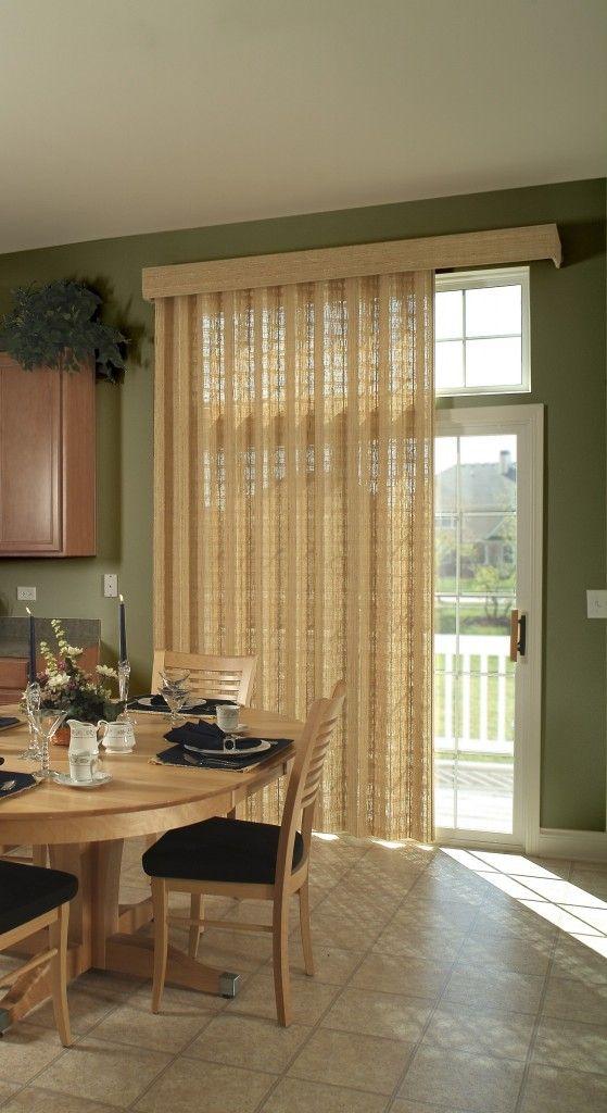best sliding door window treatments | ... treatments are needed that is QACHDJX