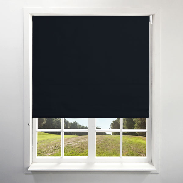 black out blind ... blackout black roller blind. expand GLMHNJG