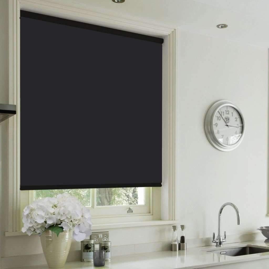 black out blind blackout blind | roller blinds || black HXFNKPY