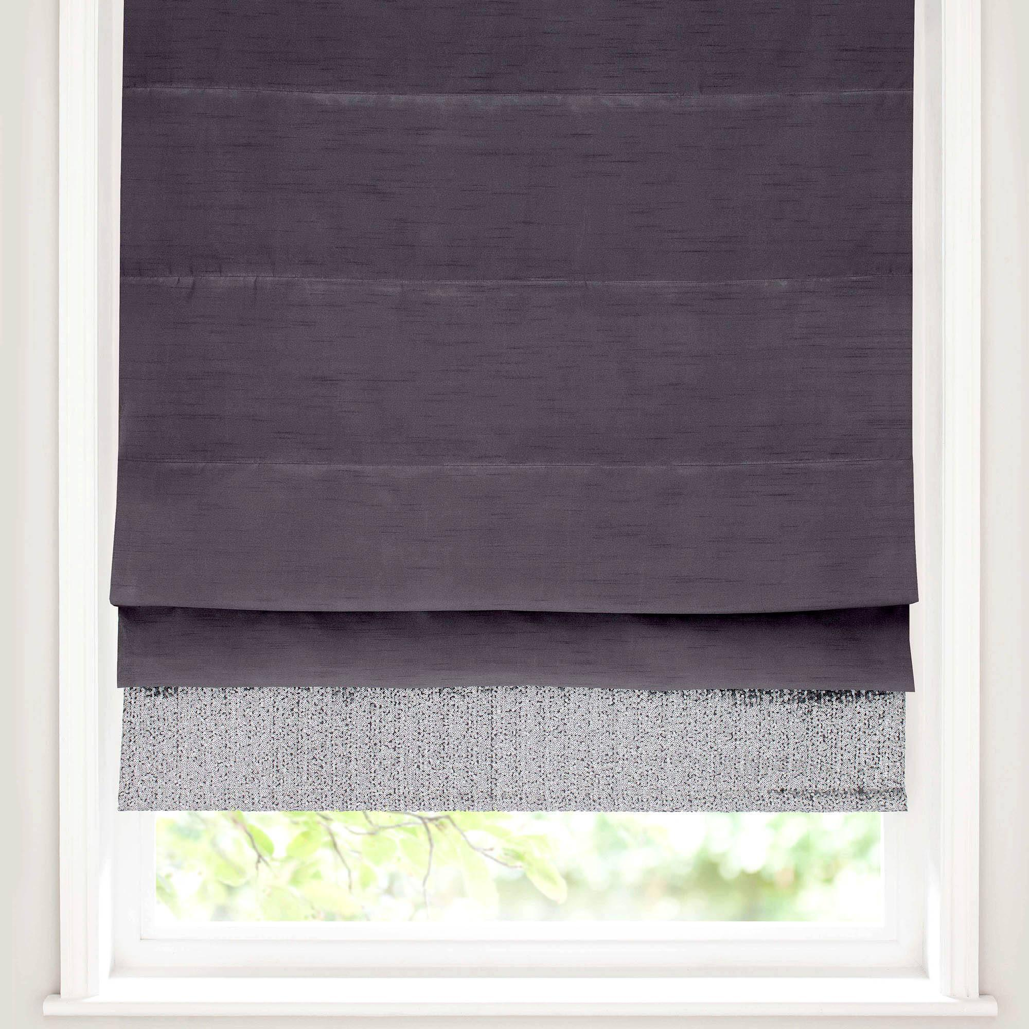 Make it Darker with Black out Roman Blinds