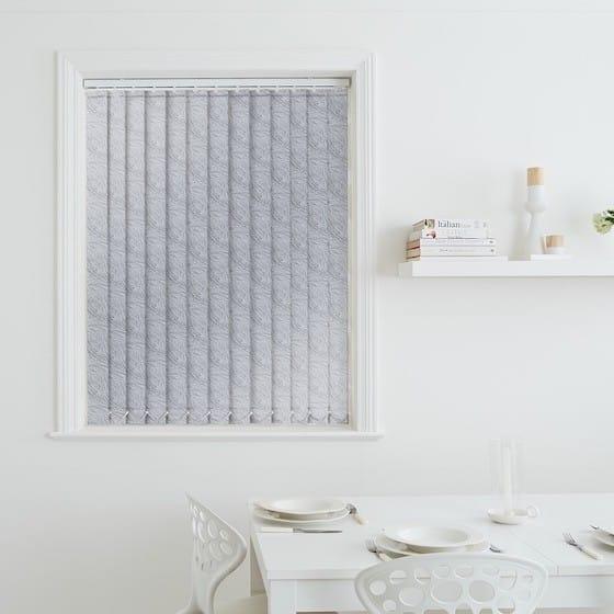 blackout vertical blinds breeze grey blackout vertical blind GYKZUJU