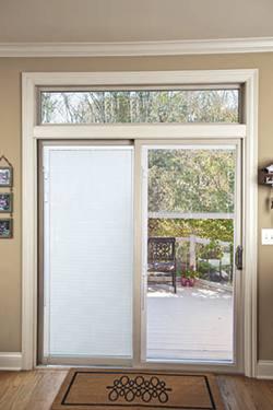 blinds for patio doors patio doors with built-in blinds ZUUZOEB