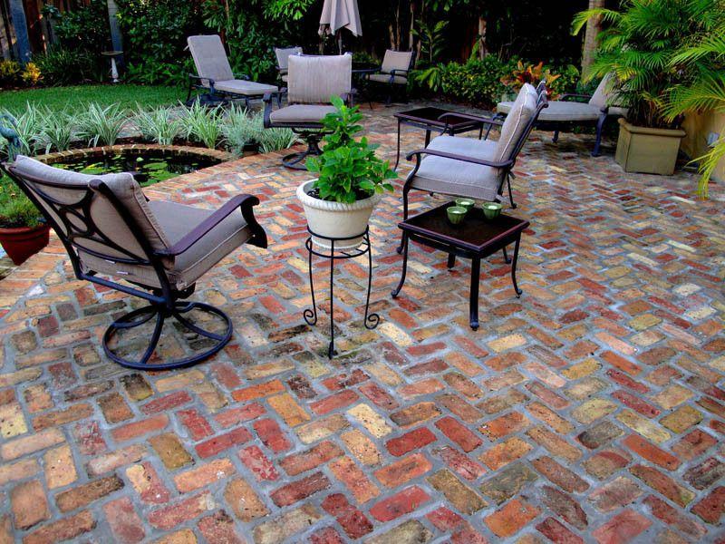 brick patio antique building brick - patios u0026 pathways | antique brick warehouse MVHCNLZ