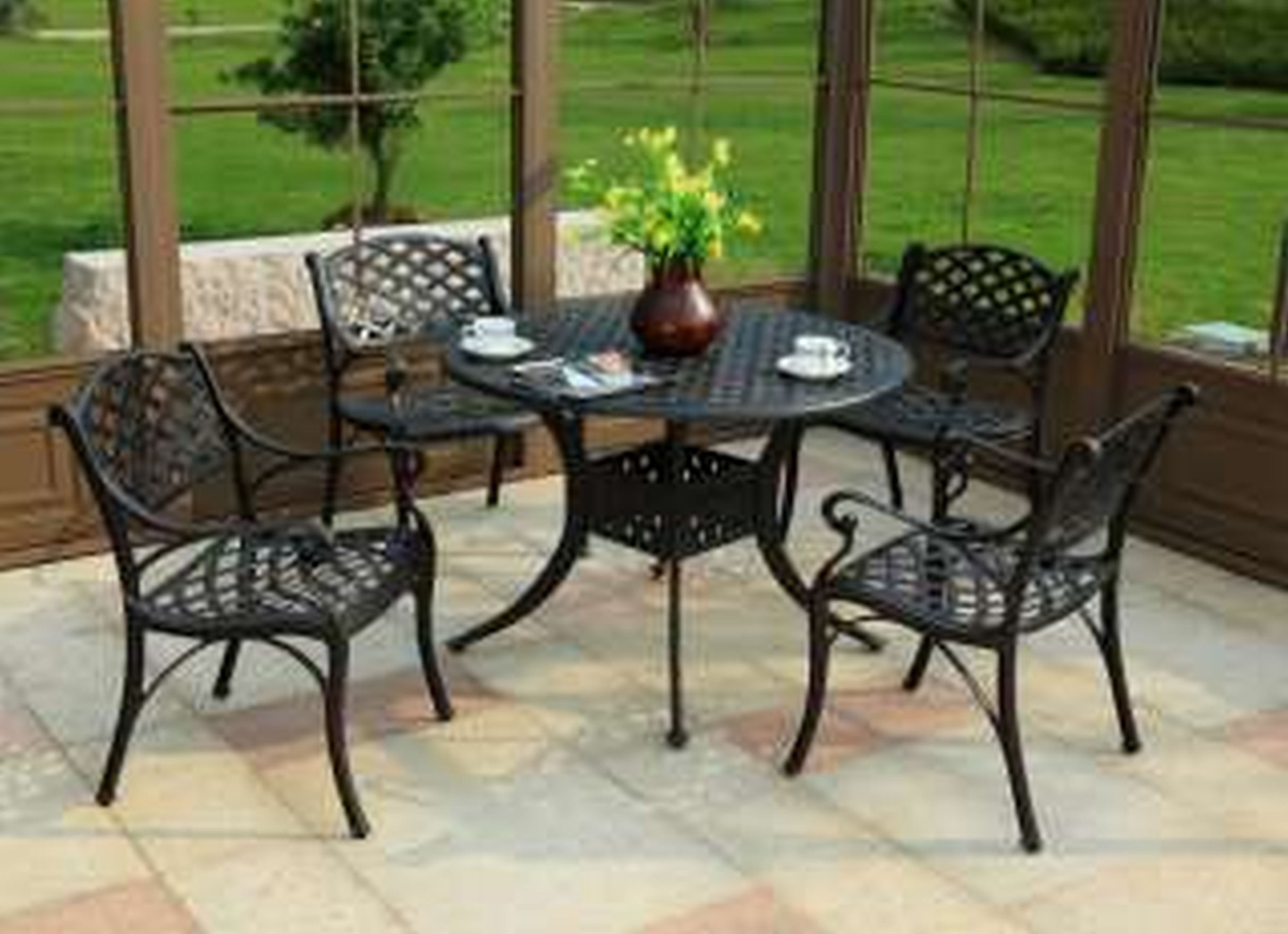 brilliant patio table and chair sets small outdoor table and chairs home OBGWEJZ