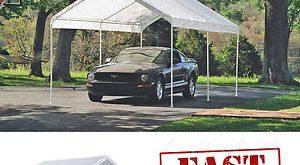 carport canopy image is loading caravan-canopy-carport-10x20-039-water-resistant-portable- HYGILYZ