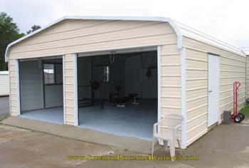 carport-garages finished carport garage ISIOVZK