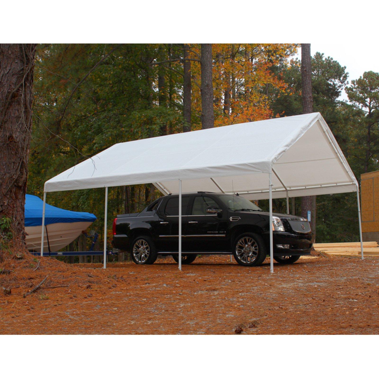 carport tent king canopy hercules canopy carport - 18 x 20 ft. ANRXSBY
