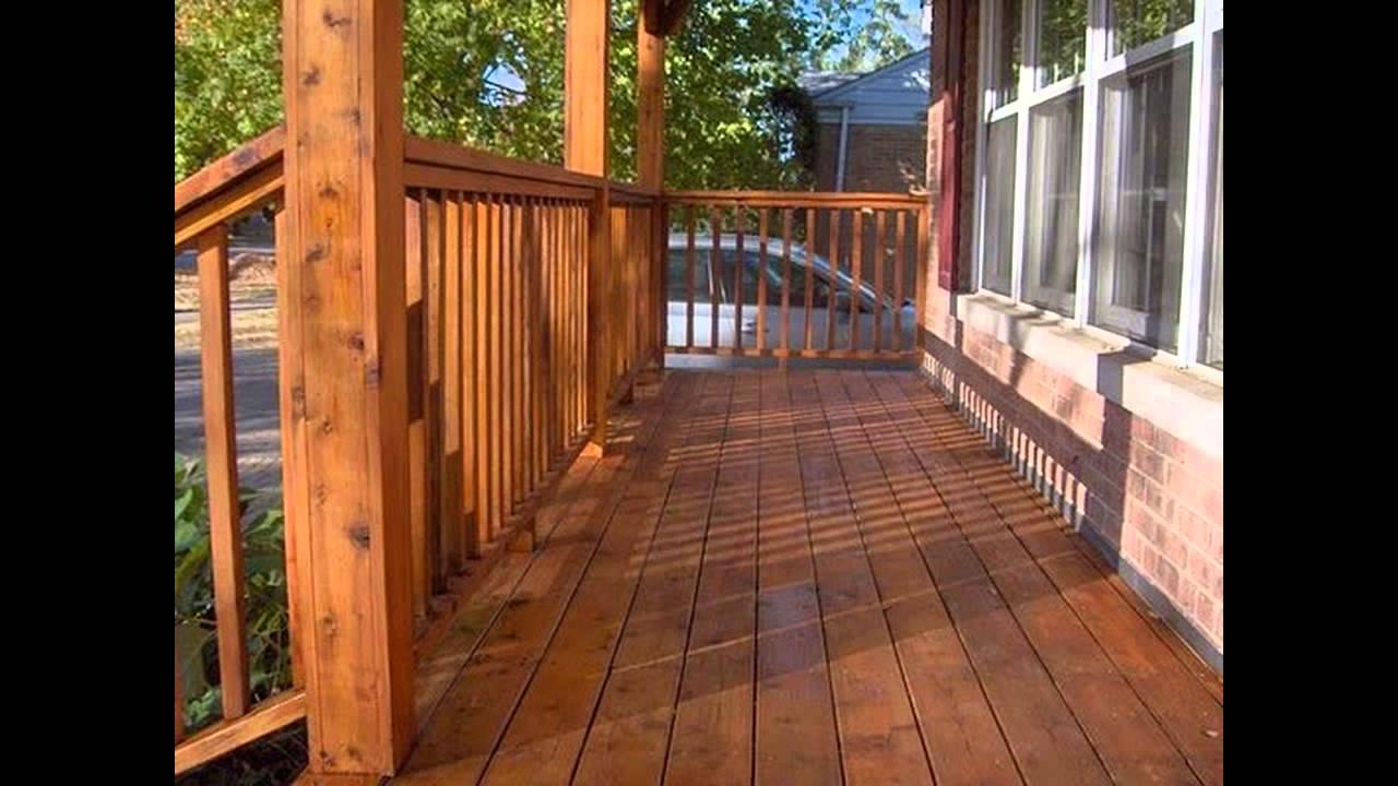 cedar deck stain colors - youtube PHDOCMD