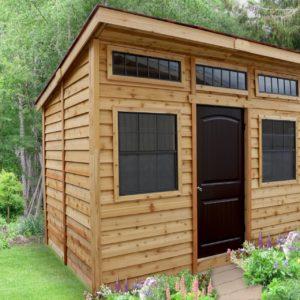 cedar sheds cedar shed - garden studio TDKHAPF