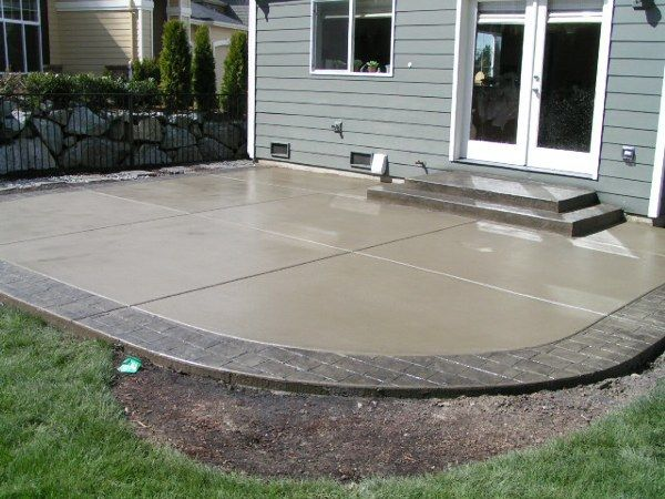 cement patio designs | what designs do you recommend for patios? ENSWMSS