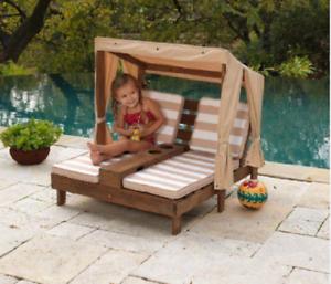 childrens garden furniture image is loading childrens-garden-furniture-chaise-lounge-kids-pool-sun- IKKWGKS