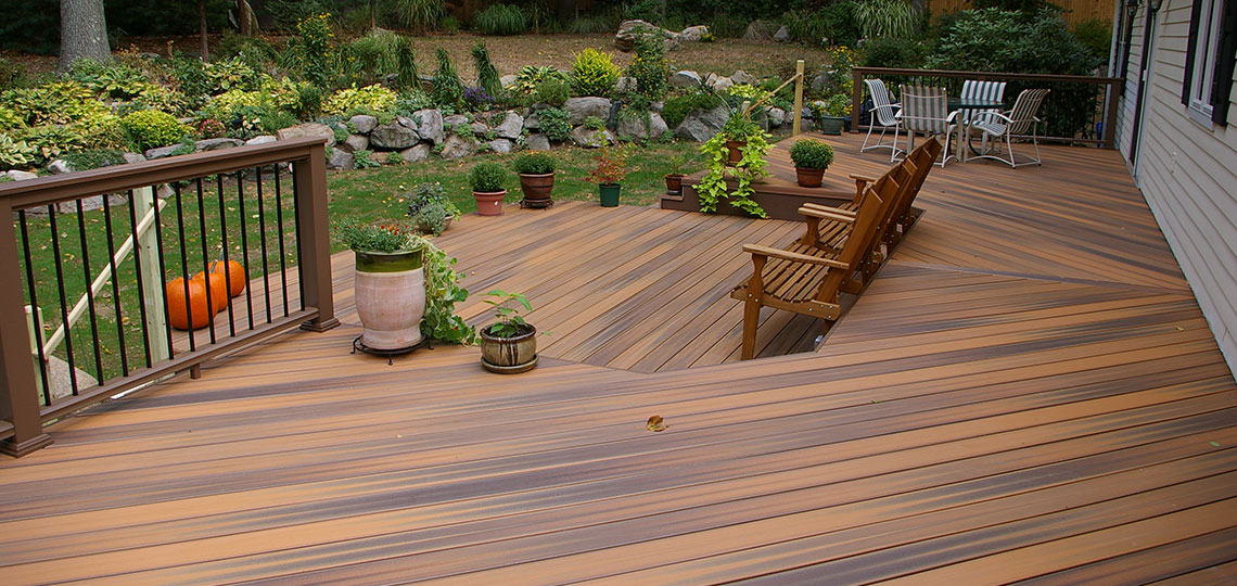 Make More Room to Explore in your Home by Making a Composite Deck