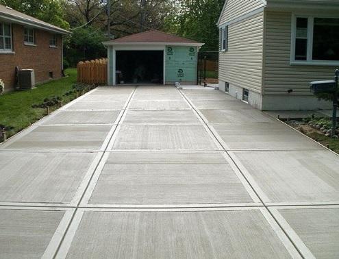 concrete driveways best penetrating concrete sealer for driveways ABNBOXH