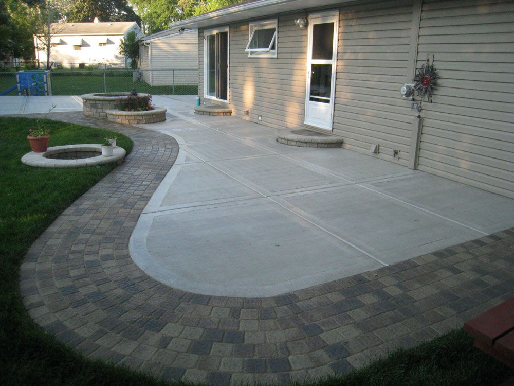 Concrete Patio Ideas to Choose from for your Compound
