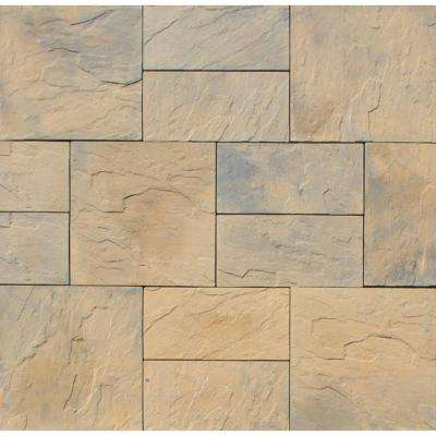 concrete pavers patio-on-a-pallet 12 in. x 24 in. and 24 RTVSNHZ