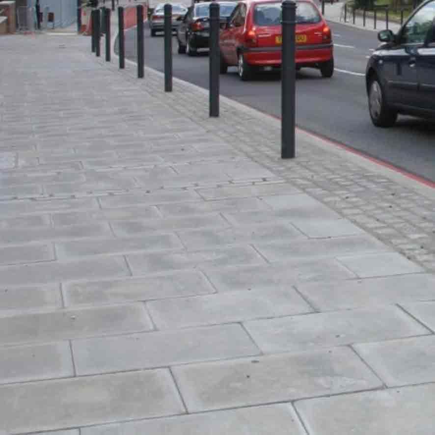 concrete paving slabs 750mmx 600mm NGJQOPO