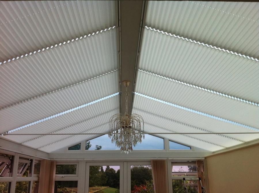 conservatory roof blinds | carolina blinds and shutters ROTHOJJ