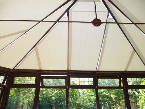 conservatory roof blinds roof roller blinds DMYOXYO