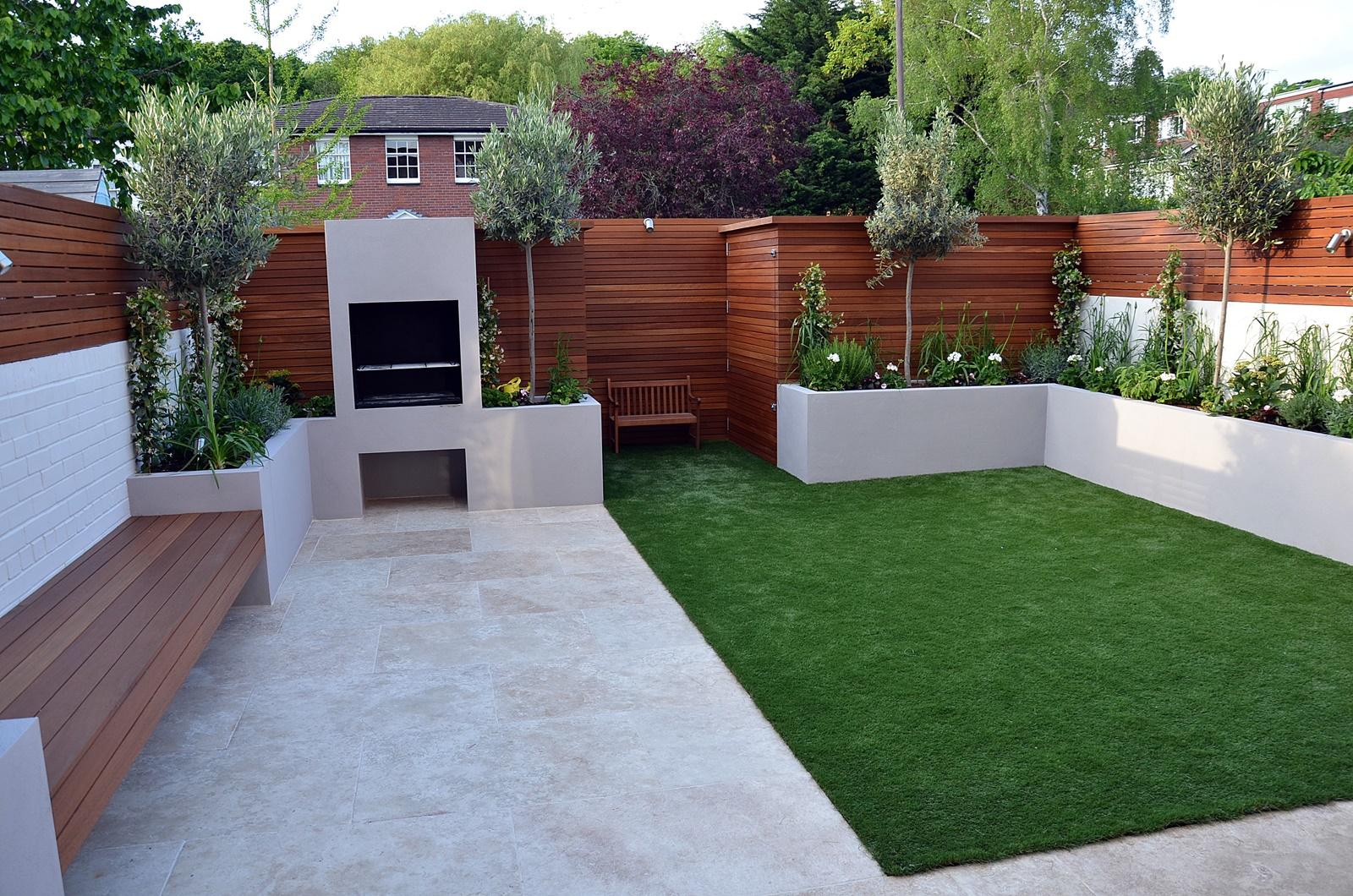 contemporary gardens contemporary garden design ideas photos photo - 1 WAYOSEU