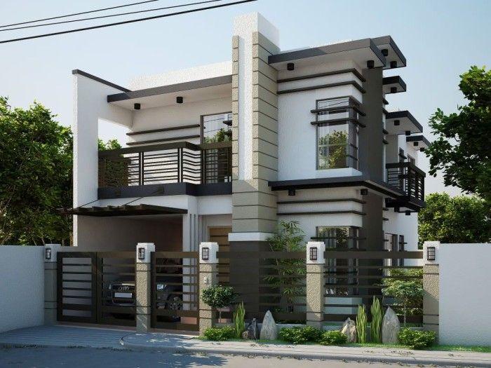 contemporary house design good modern contemporary house designs philippines AQKNUQN