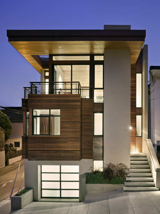 contemporary house design modern design TDOWHOY