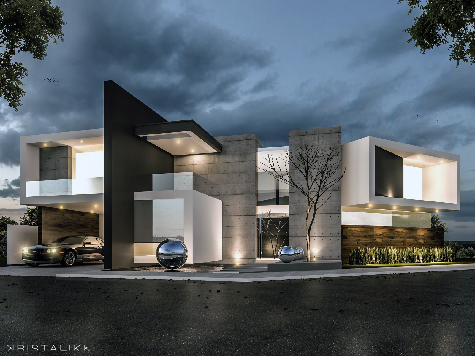 contemporary house designs houses and facades on modern AOHSOYZ