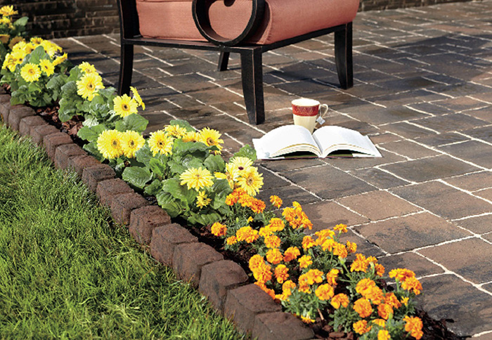 creative garden ideas add hardscaping REETTKS