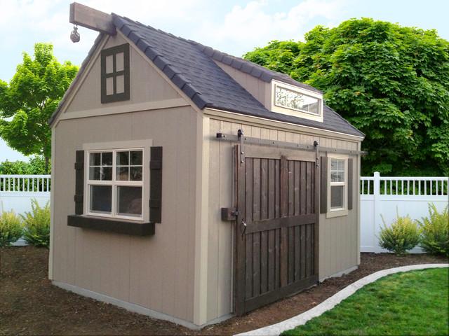 custom sheds traditional-shed UPHAFFS