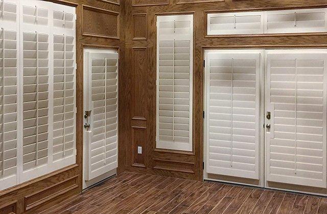 custom shutters door unit shutters KOTBUGO