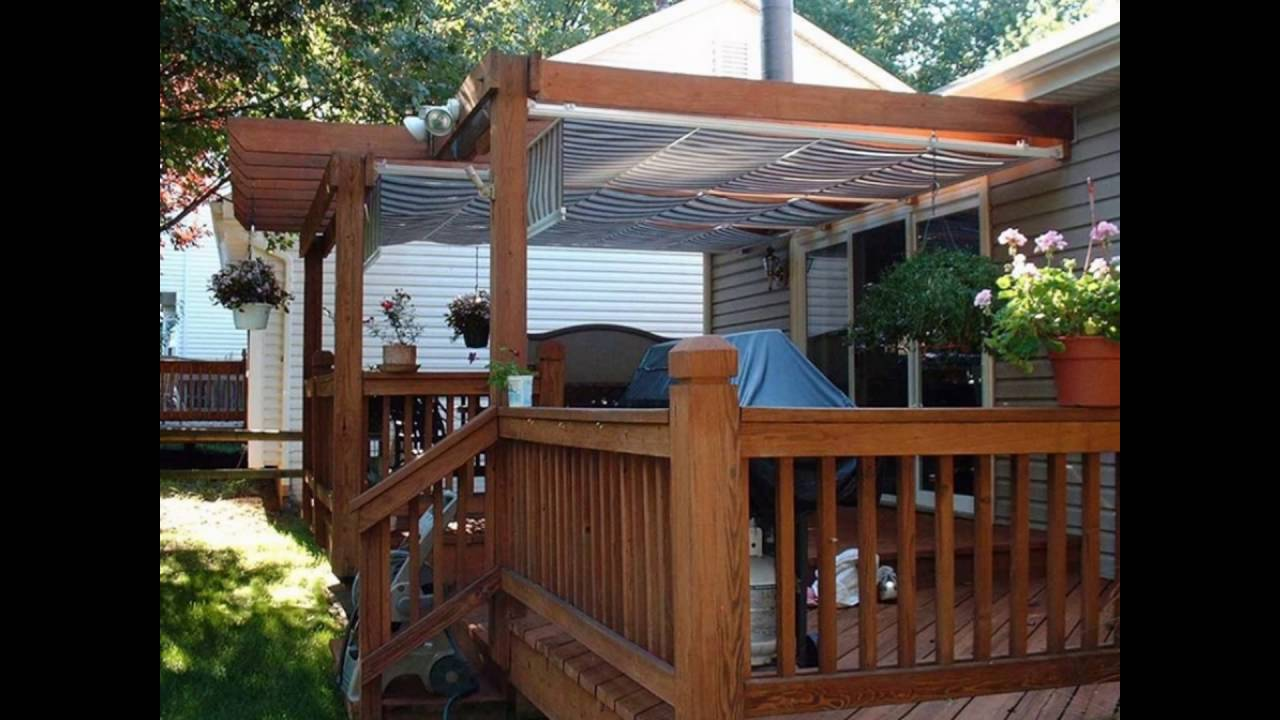 deck awnings awnings for decks ideas PYWJLAI