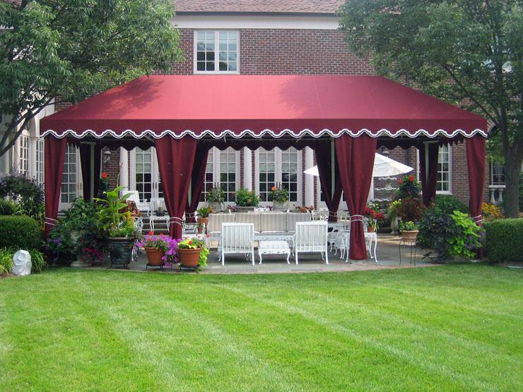 deck canopy pavilion canopy MWGAQVY