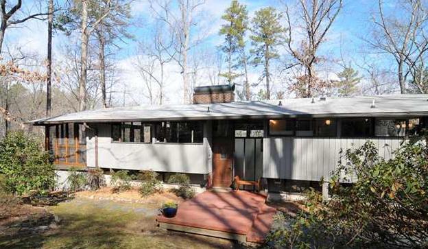 deck house 1971 - the virginia v. and richard m. clifford house, 1111 hillcrest YYCMURK