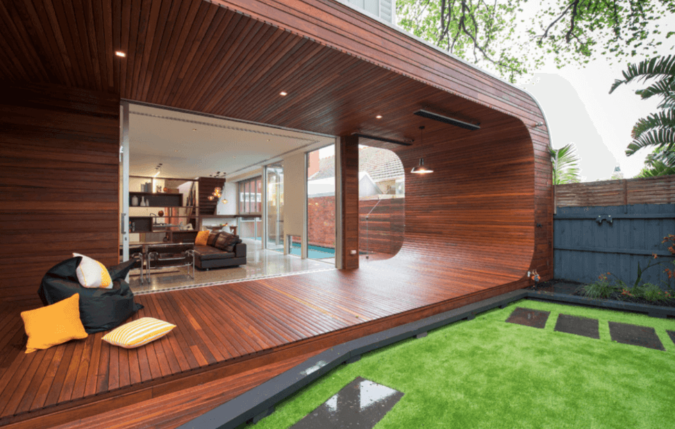 deck ideas collect this idea modern-design-wooden-deck OZGIIBH