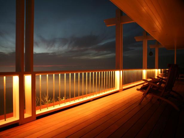 deck lights deck lighting AJXODQZ