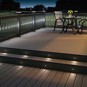 deck lights deck lighting VIKICOG