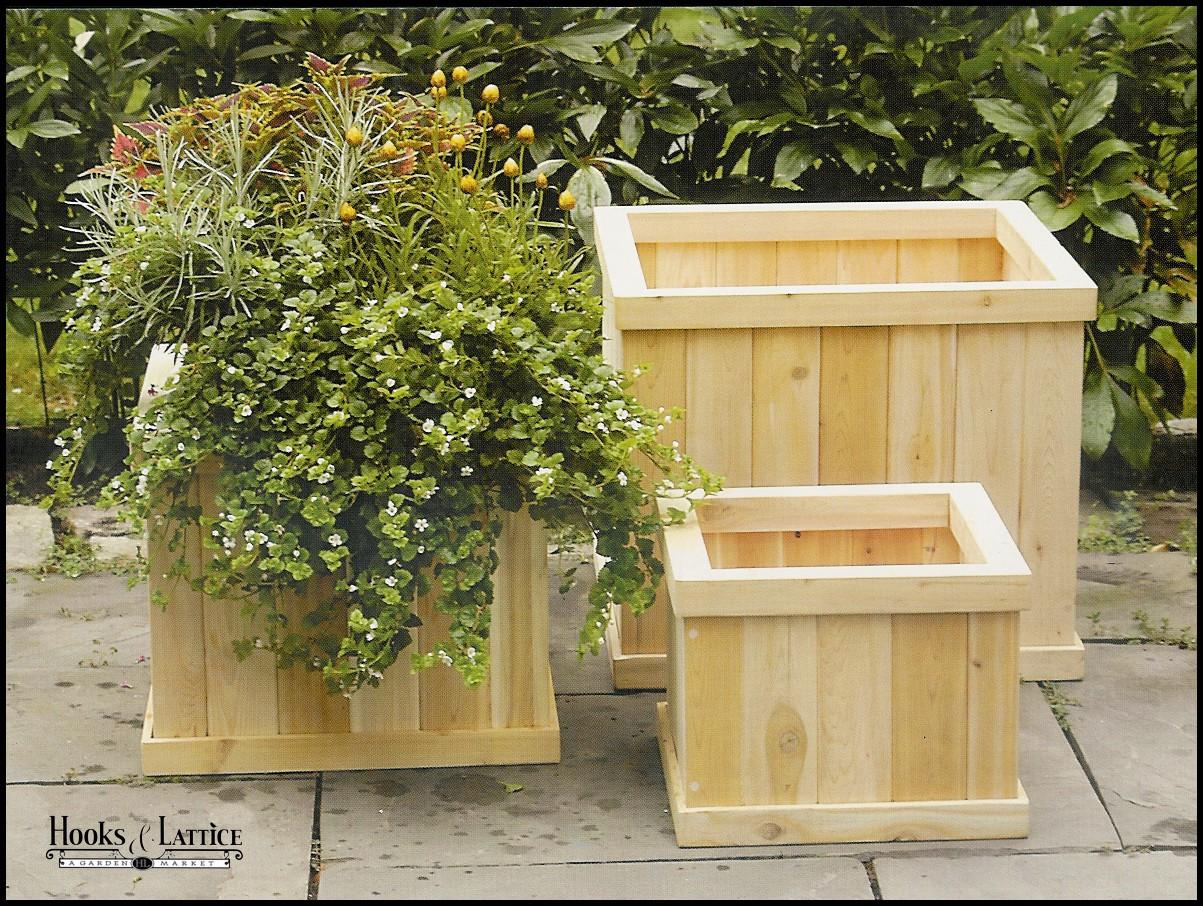 deck planters 16 ORBVNML
