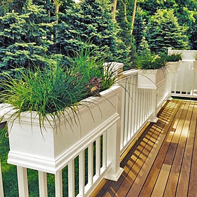deck planters larger photo email a friend USOPWGH