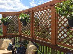 deck privacy screen itu0027s good to have a beautiful backyard where you can have a UHIKOLP